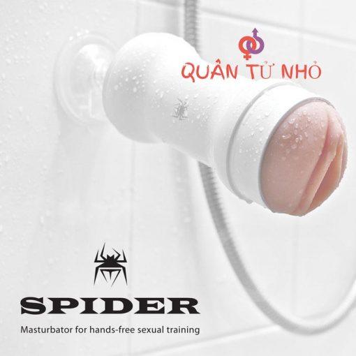 âm đạo giả gắn tường spider evo 1