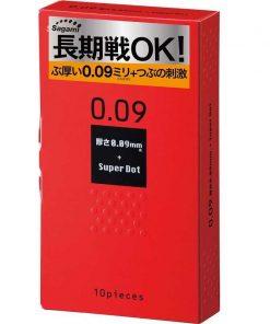 Bao Cao Su Sagami Super Dots 0.09