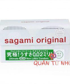 bao cao su sagami orginal 0.02