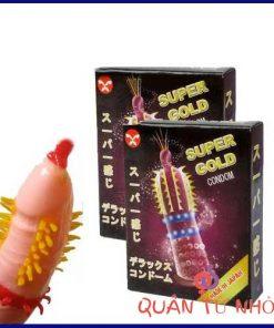 bao cao su super gold 2