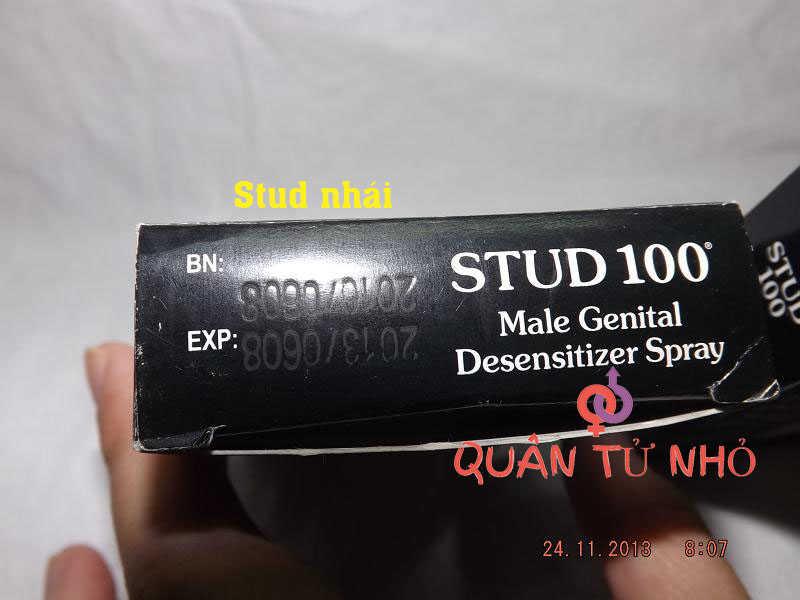 phân biệt stud 100 thật giả 1