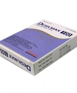 thuốc desilmax 100mg cường dương 1