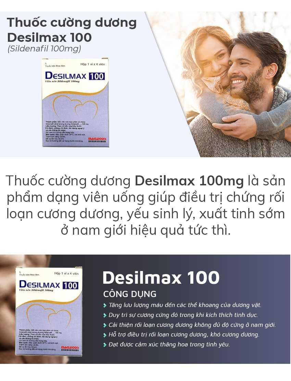 thuốc desilmax 100mg cường dương 3