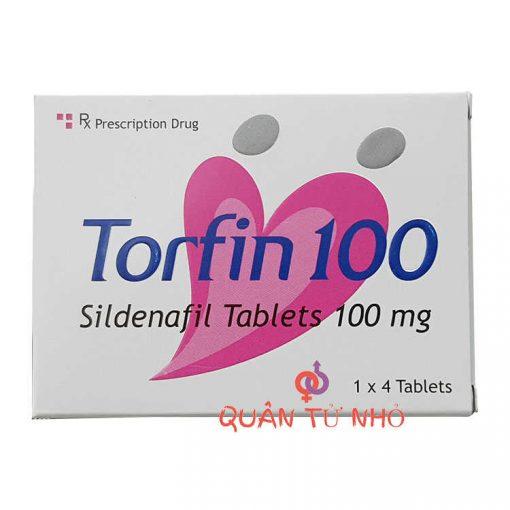 thuốc torfin 100mg cường dương