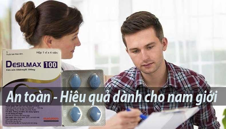 thuốc Desilmax 100 mg có tốt không