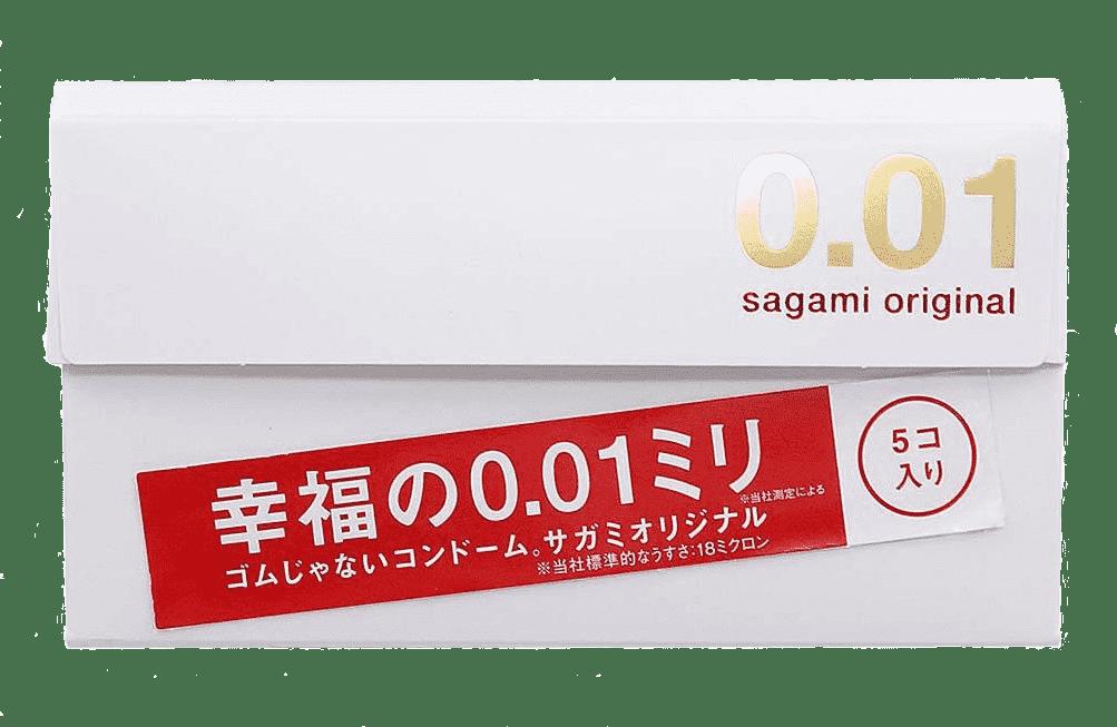 Sagami 0.01 tách nền