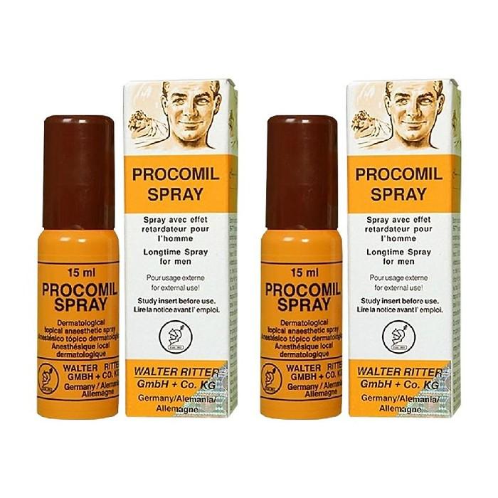 procomil spray được đánh giá cao