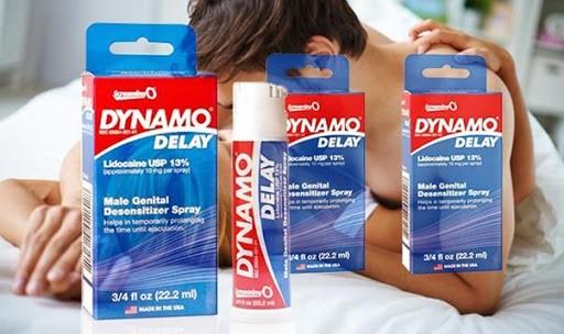 giá của chai xịt dynamo delay là bao nhiêu?