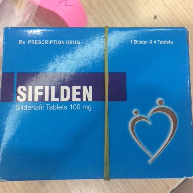 lưu ý khi sử dụng thuốc Sinfilden 100mg