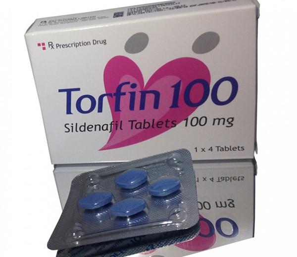 Thuốc cường dương Torfin là gì?