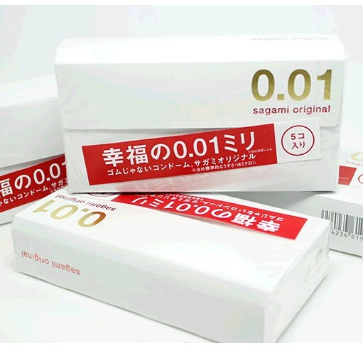 Bao cao su Sagami Nhật bản là sản phẩm gì