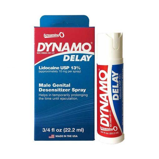 chai xịt Dynamo Delay chính hãng