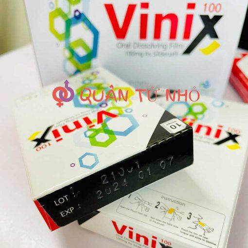Tem Vinix 100 chính hãng