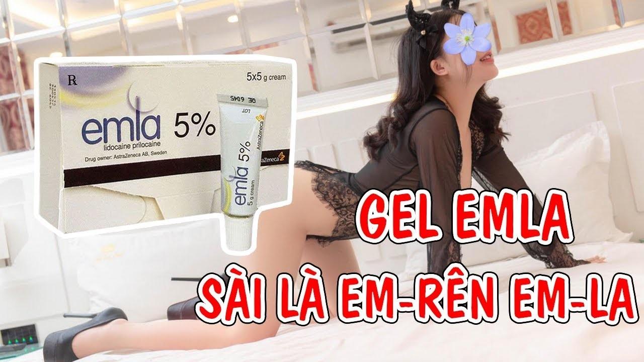 Thuốc Emla Cream 5% là loại thuốc gì?