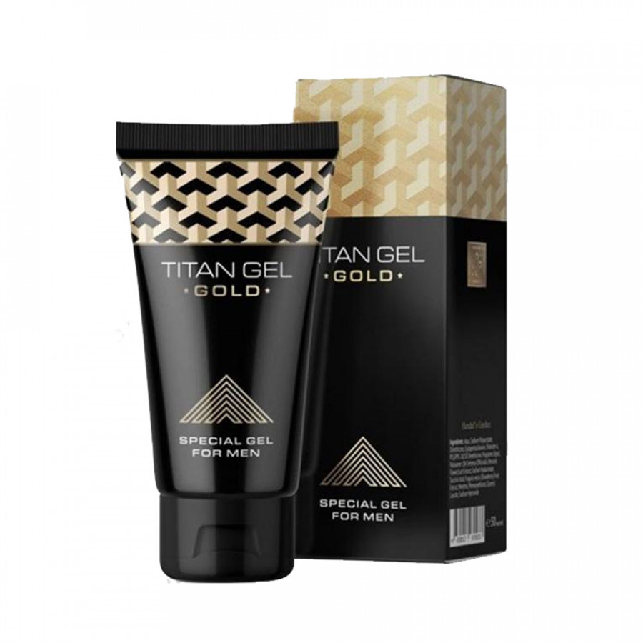 Gel Titan Gold 1