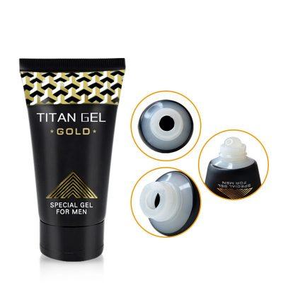 Phân biệt thật giả gel Titan Gold