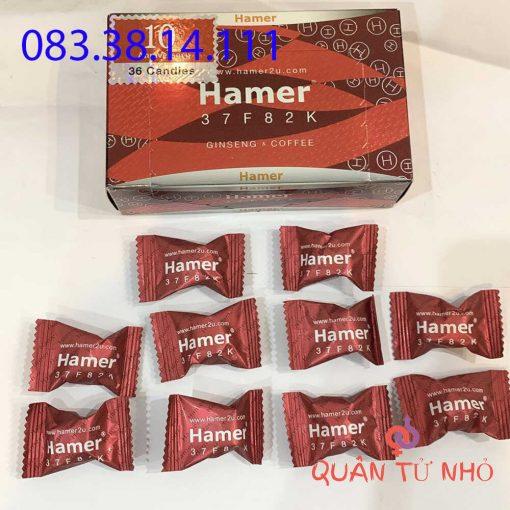 Giá kẹo sâm Hamer bao nhiêu