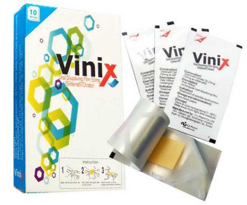 Tem Vinix 50mg chính hãng