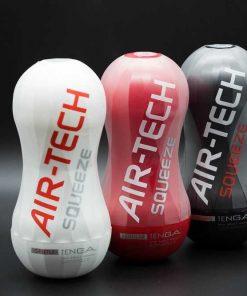 Cốc thủ dâm tenga Airtech Squeeze 2